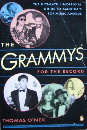 9780140166576: The Grammys for the Record