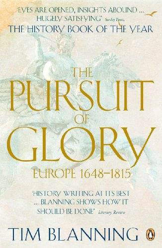 9780140166675: The Pursuit of Glory: Europe 1648-1815 (Penguin History of Europe)