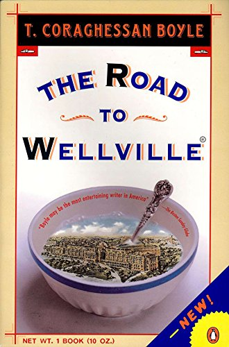 9780140167184: Boyle T. Coraghessan : Road to Wellville & Untitled Stories (Contemporary American Fiction)