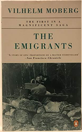 9780140167566: The Emigrants (The Emigrants, Volume 1)