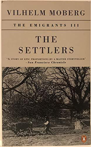Settlers: Vilhelm Moberg