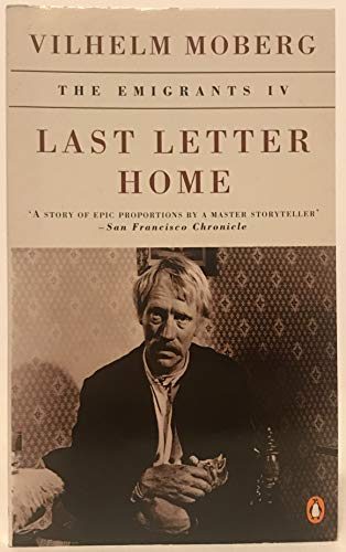 9780140167597: Last Letter Home: The Emigrants Iv