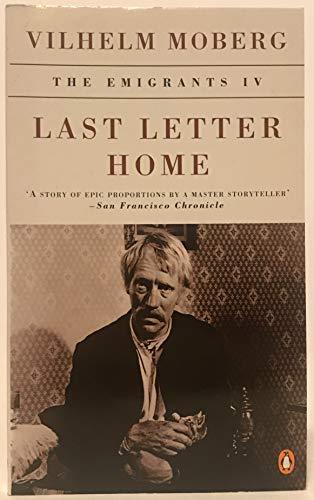 9780140167597: Last Letter Home