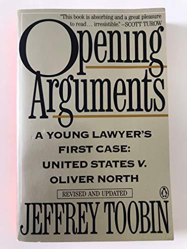 9780140167702: Toobin Jeffrey : Opening Arguments