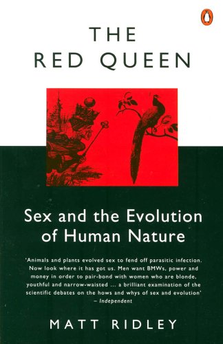 9780140167726: The Red Queen: Sex and the Evolution of Human Nature (Penguin Press Science)