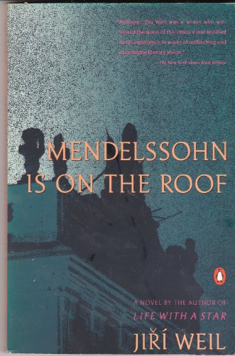 9780140167764: Mendelssohn Is on the Roof: A Novel