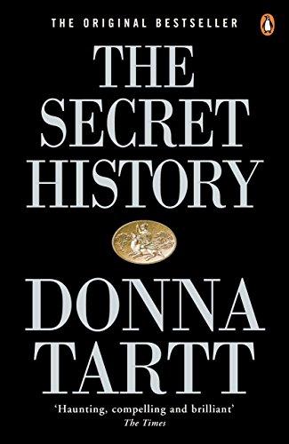 Secret History: Tartt, Donna