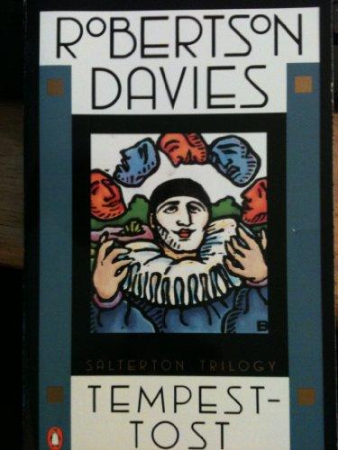 9780140167924: Davies Robertson : Tempest-Tost (Us)