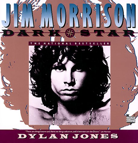 9780140168334: Jones Dylan : Jim Morrison:Dark Star