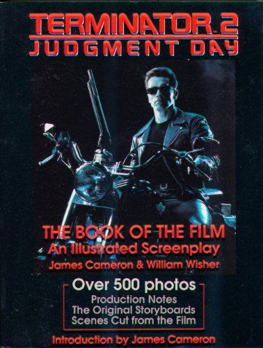 9780140168877: Terminator 2: Judgement Day The Book of the Film An Illustrated Screenplay