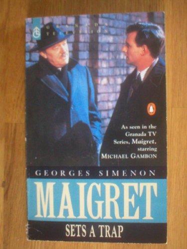 9780140169164: Maigret Sets a Trap