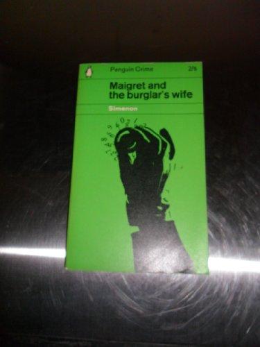 9780140169171: Maigret and the Burglar's Wife