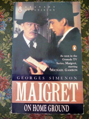 9780140169188: Maigret on home ground
