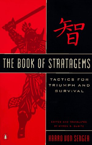 9780140169546: The Book of Stratagems: Tactics for Triumph and Survival