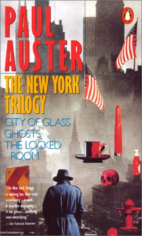 9780140169638: The New York Trilogy - City of Glass, Ghosts and The Locked Room: City of Glass / Ghosts / The Locked Room