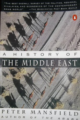 9780140169898: A History of the Middle East