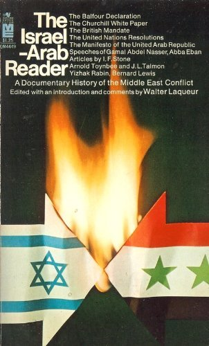 9780140169904: The Israel-Arab Reader