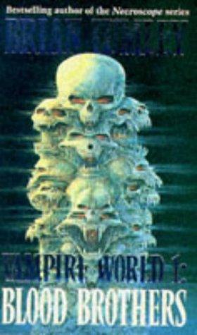9780140169935: Vampire World: Blood Brothers bk. 1 (Roc)