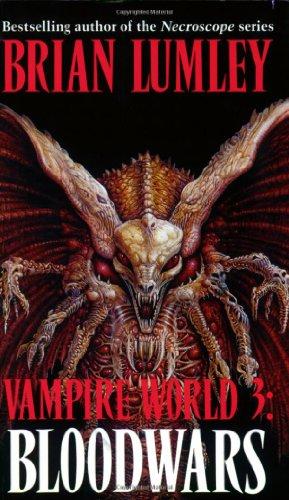 9780140169959: Vampire World 3: Blood Wars (Roc S.)