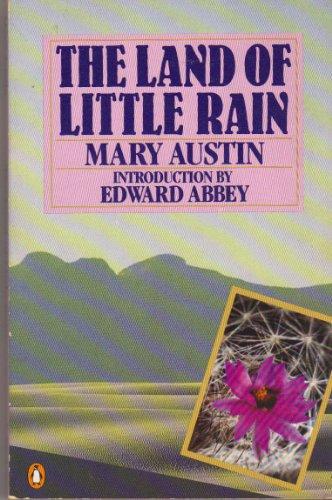 The Land of Little Rain: Austin Mary
