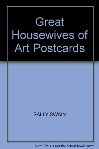 9780140170306: Great Housewives of Art Postcards