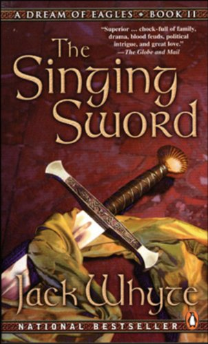 9780140170498: A Dream of Eagles: The Singing Sword Bk. 2