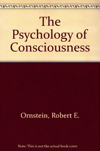 9780140170900: The Psychology of Consciousness