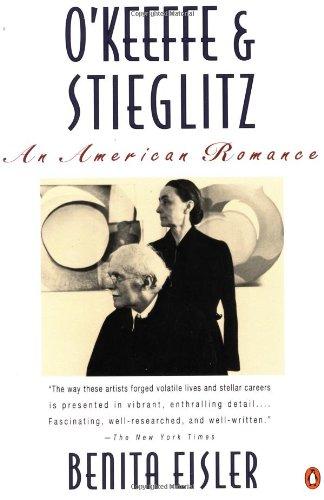 9780140170948: O'Keeffe and Stieglitz: An American Romance