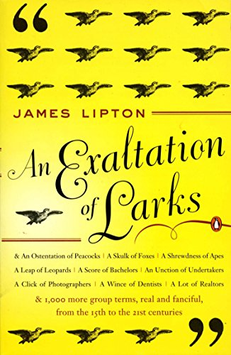 An Exaltation of Larks or, The Venereal Game