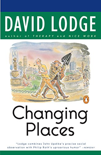 9780140170986: The Changing Places: A Tale of Two Campuses