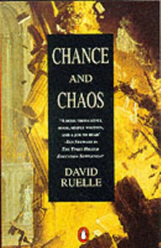 9780140171082: Chance and Chaos (Penguin Science)