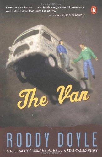 9780140171914: The Van