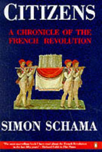 9780140172065: Citizens: A Chronicle of the French Revolution