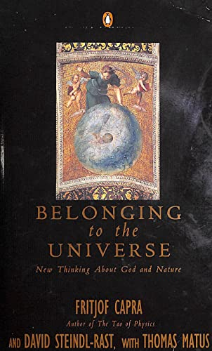 9780140172393: Belonging to the Universe: New Thinking About God and Nature (Penguin Press Science)