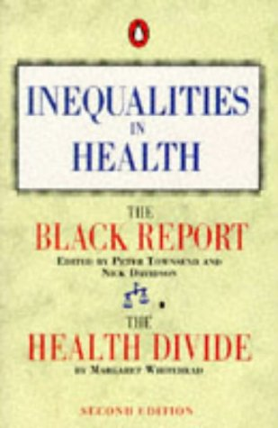 9780140172652: Inequalities in Health: The Black Report/the Health Divide