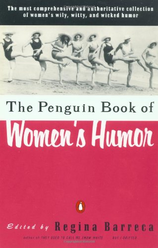 9780140172942: The Penguin Book of Women's Humour