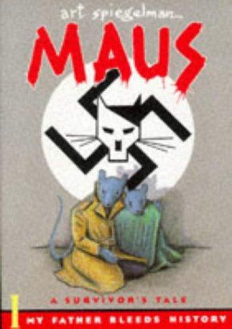 9780140173154: Maus: My Father Bleeds History Pt. 1: A Survivor's Tale (Penguin Graphic Fiction)