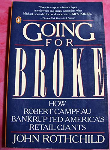 9780140173161: Going for Broke