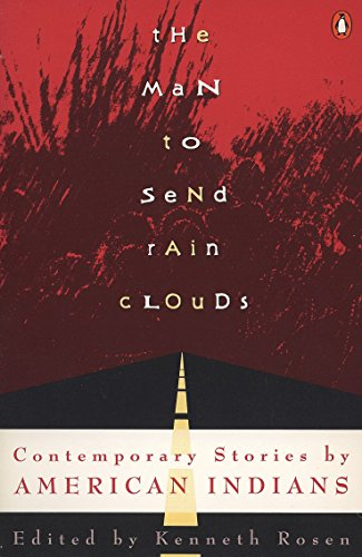 MAN TO SEND RAIN CLOUDS,CONTEMPORARY STORIES BY: Rosen, Kenneth Ed.;