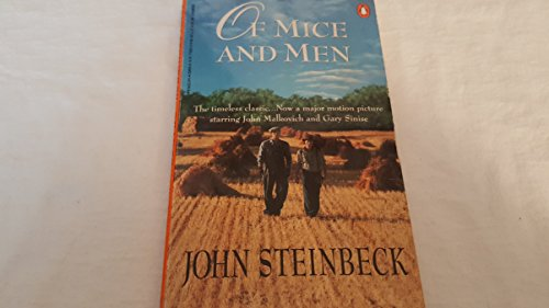 9780140173208: Of Mice and Men : Tie-In Edition