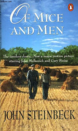 9780140173208: Of Mice and Men (tie-in edition)