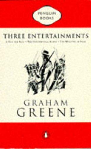 9780140173635: Three Entertainments: