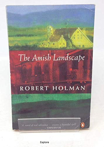 9780140173987: The Amish Landscape