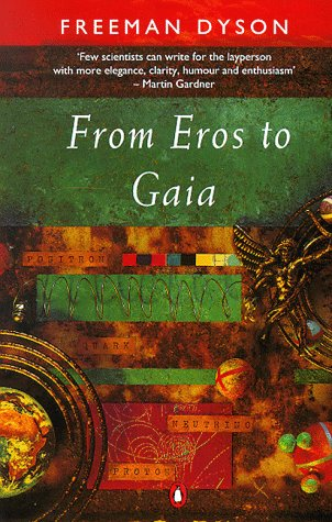 9780140174236: From Eros to Gaia (Penguin science)