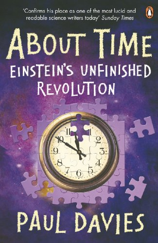 9780140174618: About Time: Einstein's Unfinished Revolution (Penguin Science)