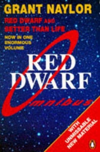 9780140174663: Red Dwarf Omnibus: Red Dwarf: Infinity Welcomes Careful Drivers &  Better Than Life
