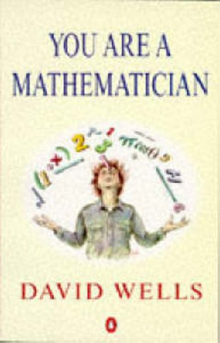 9780140174809: You Are a Mathematician (Penguin Science)