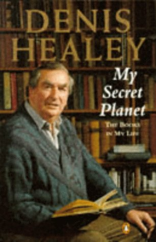 MY SECRET PLANET (0140174842) by DENIS HEALEY