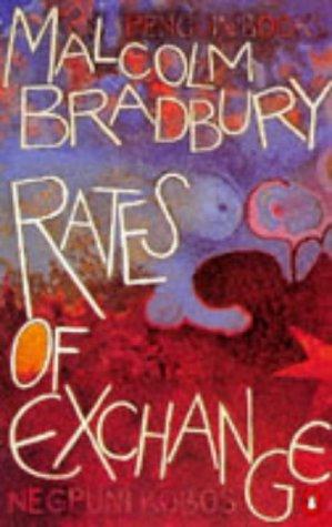 Rates of Exchange: Malcolm Bradbury