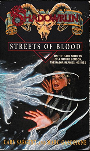 9780140175455: Shadowrun 8: Streets of Blood (Roc) (v. 8)